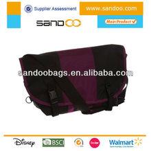 2014 BSCI black cute laptop Messenger Bag