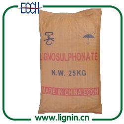 China Magnesium Lignosulphonate manufacturer as animal feed