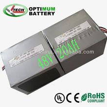 48v 20ah elektrikli atviçin bataryanızı altın tedarikçiden