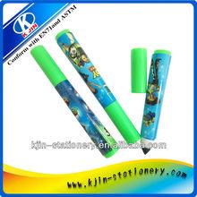 jumbo fabric rainbow water erasable color pens