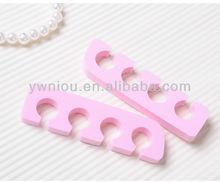 Foam toe separator,sponge straighten toes,toe spreader