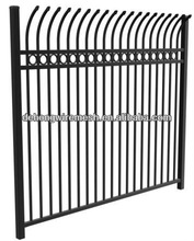 Metal Privacy Fence Panels(Factory)