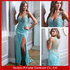 OC-2824 Sexy beaded lace evening dresses lace ladies evening dress african kitenge designs evening lace dresses