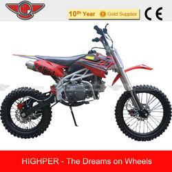 125cc gas powered dirt bike 17/14(DB610)