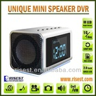 Exclusive Infrared Night Vision Security Hidden Camera with MP3+ MP4+ FM Radio MVS01