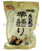 cinese castagne arrosto