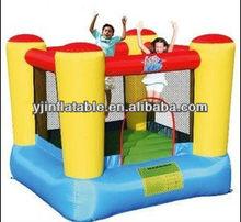 indoor &outdoor inflatable small bouncer &jumper 2 x 2 meter for kids