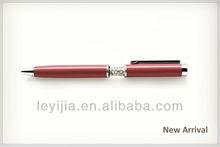 spring twist metal ball pen