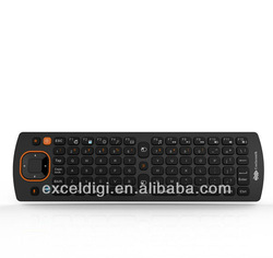 2.4ghz 3d android dongle air mouse wireless keyboard mouse combo
