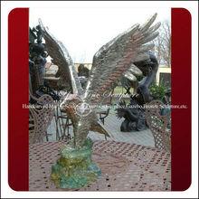High quality sale eagle bronze sculpture