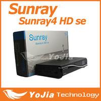 Sunray4 HD se SR4 800HD se 3 in 1 tuner -T -C -S(2S) Triple tuner wifi SIM2.10 Sunray4 HD se Satellite Receiver