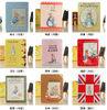 Peter rabbit cartoon leather case for ipad mini air 2 3 4, for ipad case cartoon, for ipad mini case leather