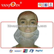 Disposable Surgical Nonwoven Beard Cover White