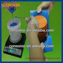 color raw silicone rubber