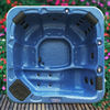 Stainless Steel Bathtub With 5 Seats (A200-K)