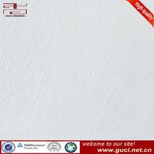 White ceramic floor tile