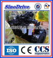 Salable Hubei dongfeng C280 20engine diesel engine cummins 6ct 8.3