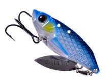 Sambo ABT FLATHEAD BLADE SLICE WIRE VMC sharp hooks FISHING LURE BAIT