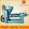 Processo di chilogrammi 330 all'ora oliodifagiolo macchina stampa
