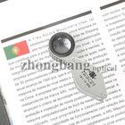 Fashion Folding Pocket diamond loupe and magnifier
