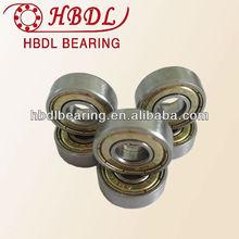 626zz or 626 miniature deep groove ball bearing for artware or artwork