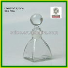 Glass Spray crystal Perfume Bottle