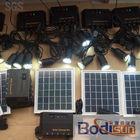 3LED indoor portable mini home lighting solar system
