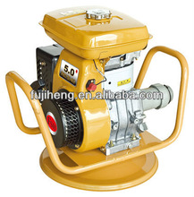 concrete vibrating equipment, pin type and butterfly type for optional, 5.5 hp,hongda and robin engine for optional. garden use