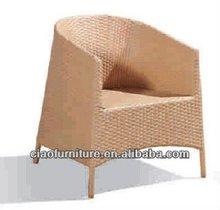 outdoor cafe shop chair 7031 aluminum frame porch chair