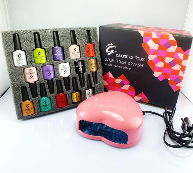 Diy gel nail kit do it your self diy view images at home diy gel nail kits solutioingenieria Gallery