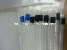 plastic slider machine, automatic put on slider on line