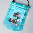 Plastic waterproof mobile phone bag