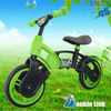 Kids plastic balance bike with 2013 new design EN71 6P passed