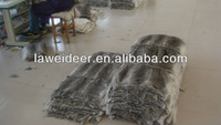 cheap wholesale rabbit fur skin