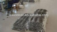 cheap wholesale rabbit fur skin