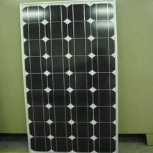 130W Mono Solar Panel with competitive price