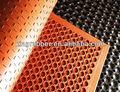 Cucina incastro tappetino in gomma tappetino griglia con angolo- cell