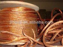 JINGU bare stranded round copper wires