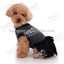 Hot Sell Dog Fall and Winter Dog Velvet Skirt Dog Clothing/ Dog Costume/ Pet Costume