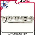 Usine d'approvisionnement en métal voiture de marque noms et logos