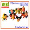 2.6Cm Promotional Mini Cheap Plastic Toys Customized Pvc Toy