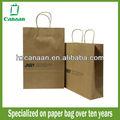 prático saco marrom kraft rolo de papel para alimentos