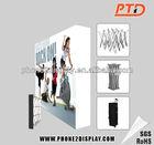 Advertising pop up cardboard display stand