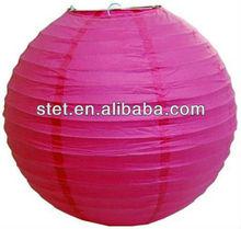 Mixture sizes Chinese wedding paper lantern