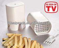 perfect fries/potato cutter/potato slicer fries