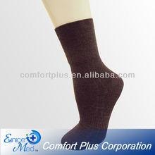 OEM manufacture Bamboo charcoal socks Diabetic socks