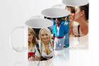Best dye sublimation white blank mug/DIY white printable mug/sublimation blank ceramic mug