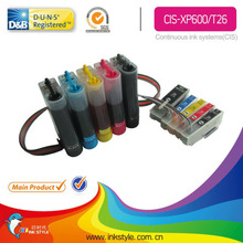 ciss for epson expression premium xp 600 ink system, bulk ink,Continuous ink systems(CIS) refillable cartridge
