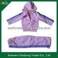 Est-1353 moda sportswear das crianças, crianças roupas