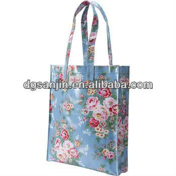 cute foldable shopping bag